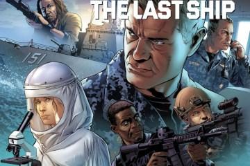 Last Ship comic