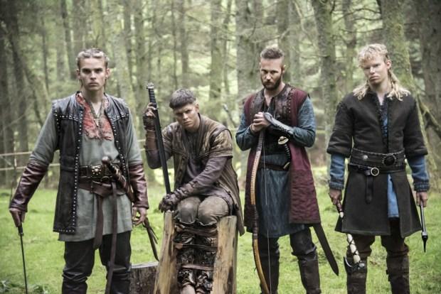 Image result for vikings ragnar's sons