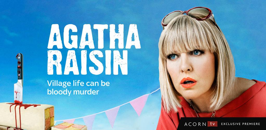 Acorn TV August