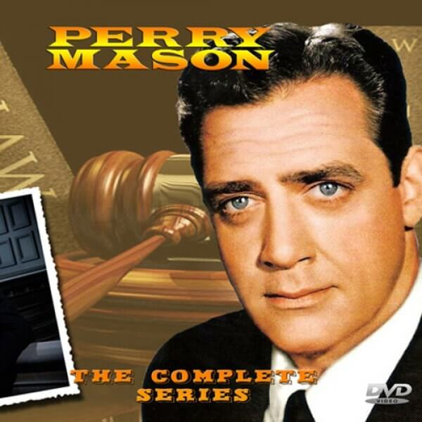 Perry Mason buy DVD complete series collection box set ...