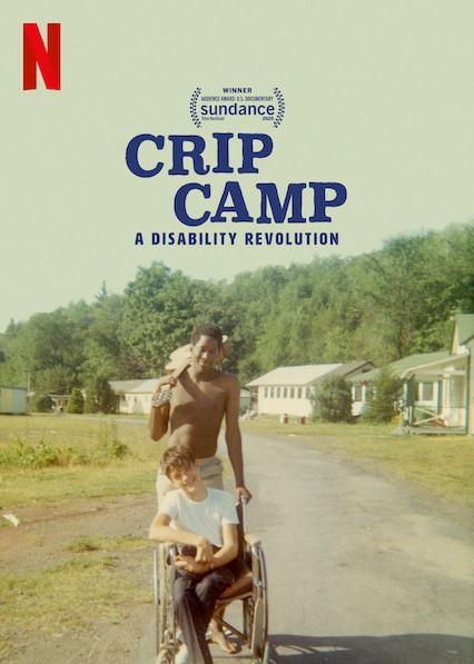 Crip Camp: A Disability Revolution on Netflix USA