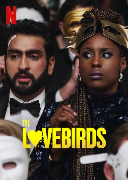 The Lovebirds on Netflix USA