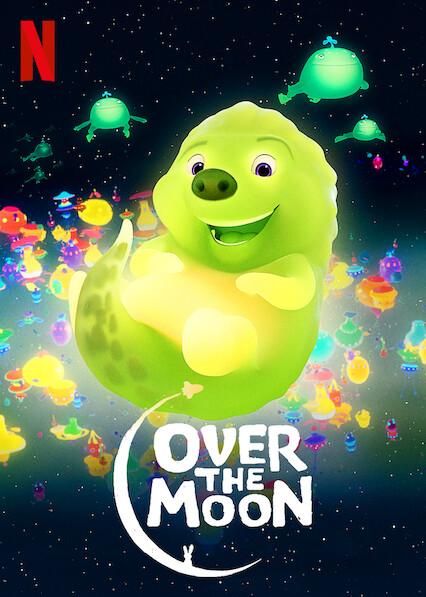 Over the Moon on Netflix USA
