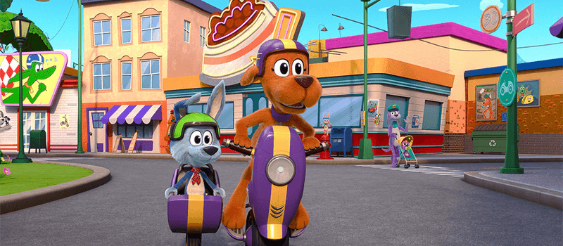 go dog go animated movies and tv series coming to netflix in 2021 and beyond