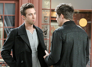 Rafe won't be pleased when he learns the truth about Nick; Photo: NBCUniversal