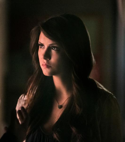 Elena gilbert hair season 5