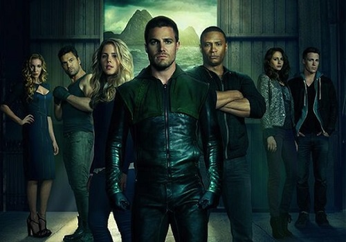 Image result for arrow season one