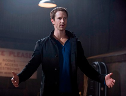 "The Tomorrow People -- ""Kill Or Be Killed"" -- Pictured: Jason Dohring as Killian --  Photo: Cate Cameron/The CW --  ©2013 The CW Network, LLC. All rights reserved."