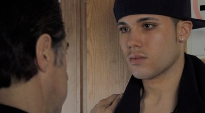 Kristos Andrews in 2013 biopic 'The Southside'. Photo by Matthew Selkirk - © 2011