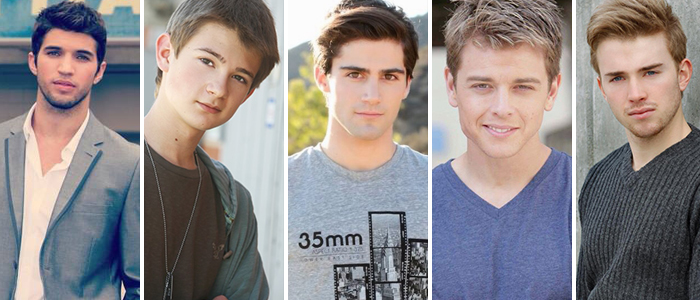 Outstanding Younger Actor Nominees