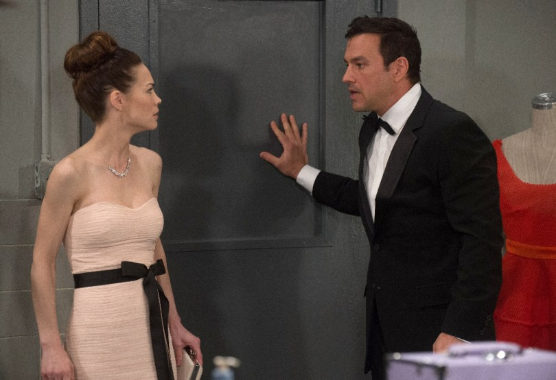 """GENERAL HOSPITAL - 2015 NURSES BALL - 3/24/15 The Nurses Ball begins airing Friday, May 1, 2015 - Tuesday, May 5, 2015 on ABC's """"General Hospital"""". The Emmy-winning daytime drama """"General Hospital"""" airs Monday-Friday (3:00 p.m.- 4:00 p.m., ET) on the ABC Television Network. GH15, Episodic (ABC/Todd Wawrychuk) REBECCA HERBST, TYLER CHRISTOPHER"""