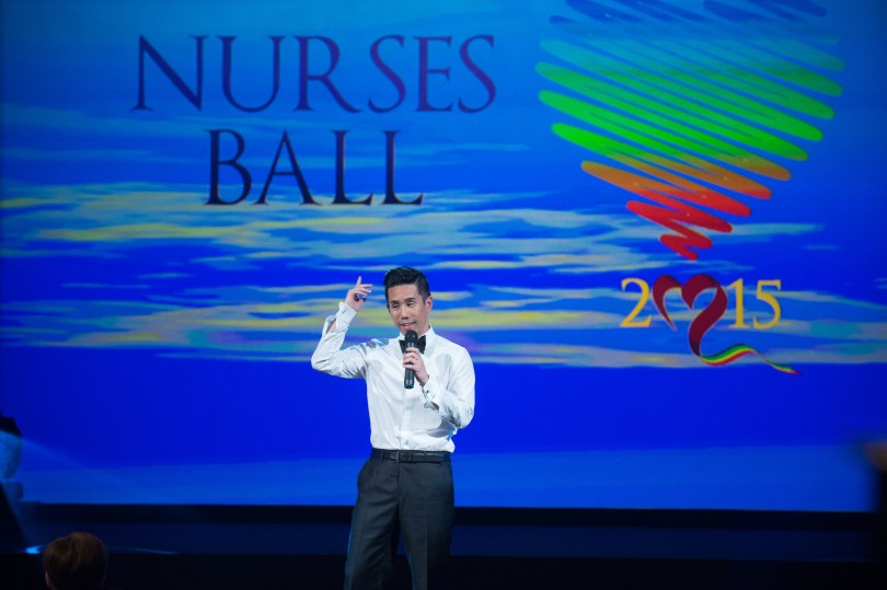 """GENERAL HOSPITAL - 2015 NURSES BALL - 3/24/15 The Nurses Ball begins airing Friday, May 1, 2015 - Tuesday, May 5, 2015 on ABC's """"General Hospital"""". The Emmy-winning daytime drama """"General Hospital"""" airs Monday-Friday (3:00 p.m.- 4:00 p.m., ET) on the ABC Television Network. GH15, Episodic (ABC/Todd Wawrychuk) PARRY SHEN"""