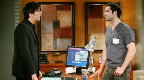 Vincent Irizarry and Jordi Vilasuso