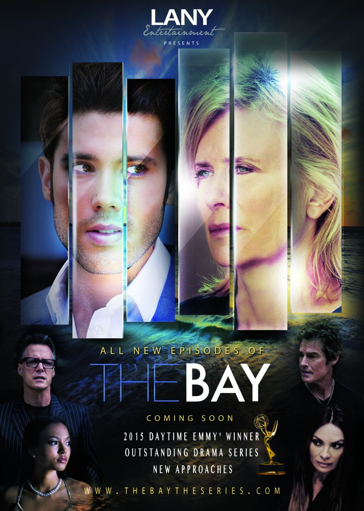 The Bay Season 4 Poster - 2015