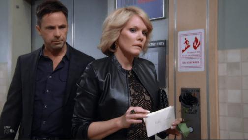 Sonny sends Ava an ominous gift.