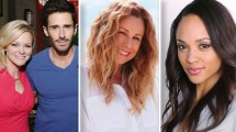 Martha Madison, Brandon Beemer, Marie Wilson, Sal Stowers