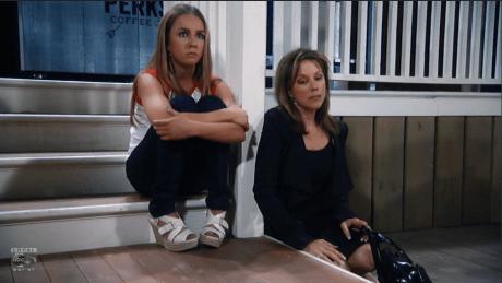 Both Kristina and Alexis are unhappy.