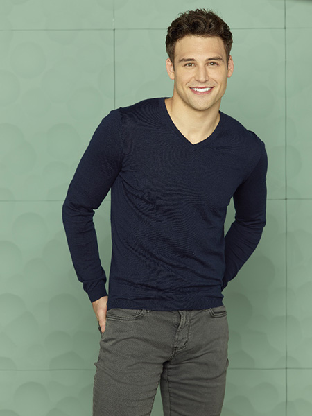 "NOTORIOUS - ABC's ""Notorious"" stars Ryan Guzman as Ryan. (ABC/Bob D'Amico)"