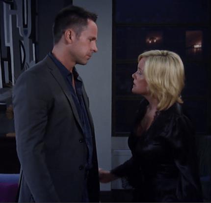 Julian gives Ava the bad news.