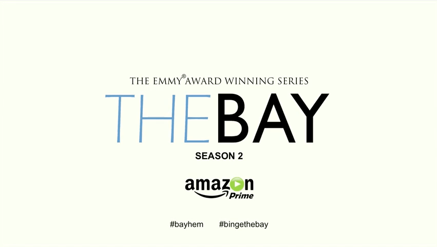 The Second Season Of The Bay Premiering On Amazon Prime