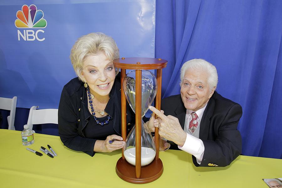 Susan Hayes, Bill Hayes
