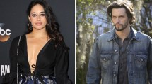 Roswell Jeanine Mason Nathan Parsons