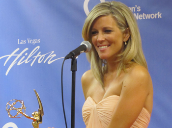 Post-Emmy Interviews from 38th Annual Daytime Emmy Winners