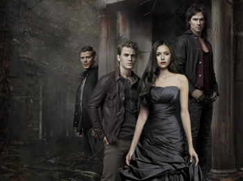 Vampire Diaries Season 3 Cast