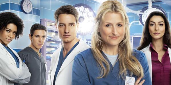 Cast of Emily Owens M.D.