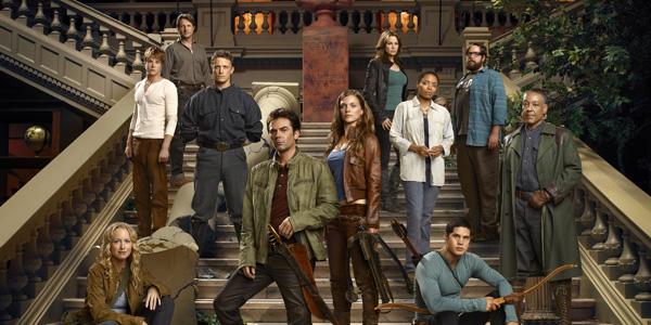 Cast of Revolution