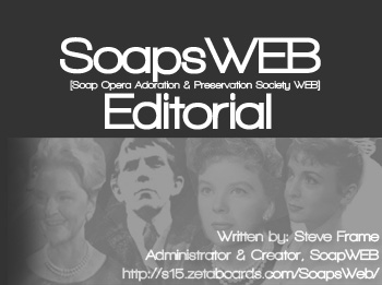The Way Soaps Have Changed