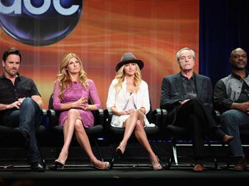 Cast of ABC's Nashville
