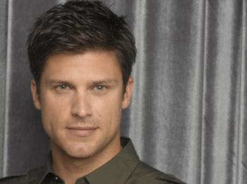 Greg Vaughan To Be a Daddy, Again!