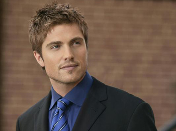 Eric Winter Marries!