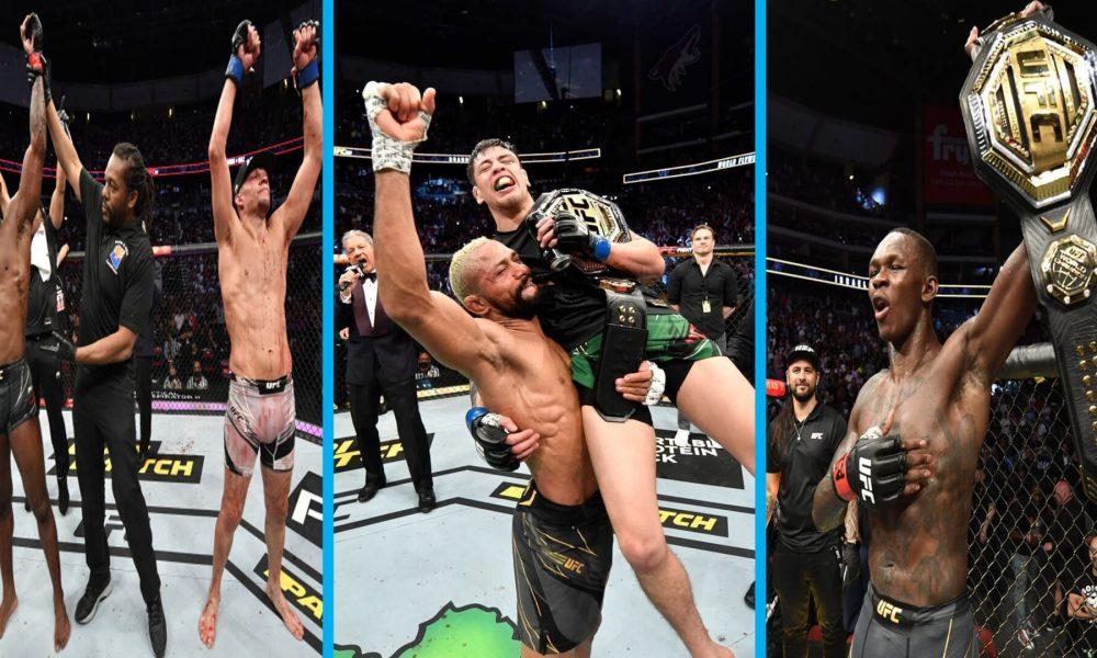 UFC 263