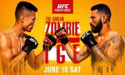 UFC Apex Las Vegas