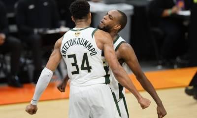 Bucks - Suns Game 5