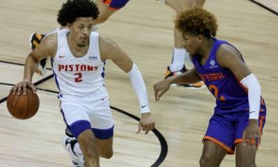 Pistons - Knicks SL pic