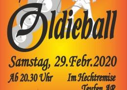 Oldieball