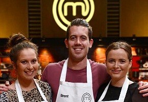 are brent and laura from masterchef dating