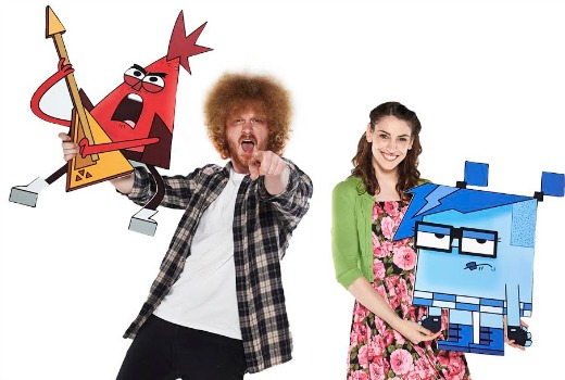 The Shapes On ABC3 TV Tonight