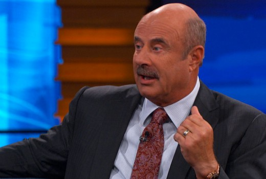 Dr  Phil show denies giving guests alcohol, drugs  – TV Tonight