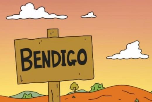 Wie groß ist Bendigo