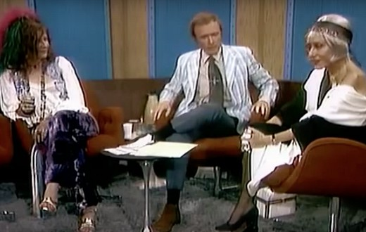 Above janis joplin dick cavett can