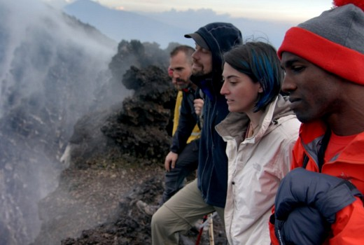 Airdate: Expedition Volcano