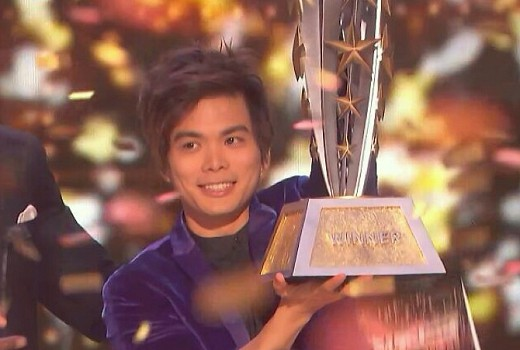 Shin Lim wins America's Got Talent: The Champions