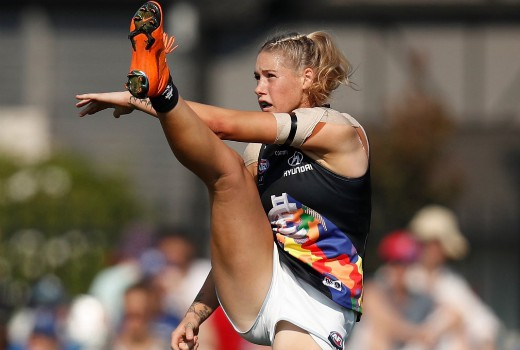 Seven sorry for deleting AFLW photo