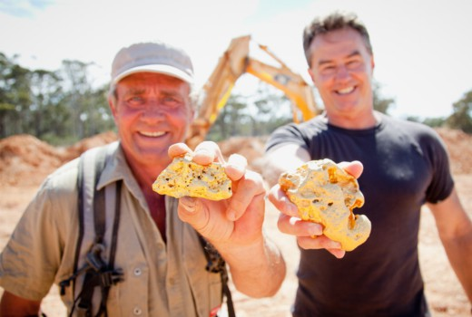Returning: Aussie Gold Hunters