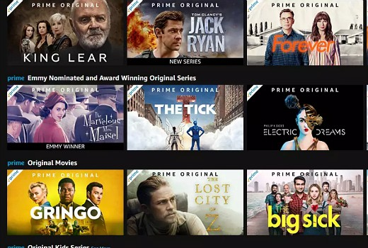 Amazon Prime Video app coming to Chromecast, Android TV.