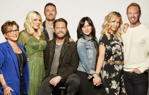 Trouble hits 90210 reunion